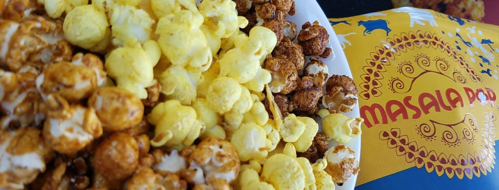 Indian Spiced Popcorn Recipe — Dishmaps